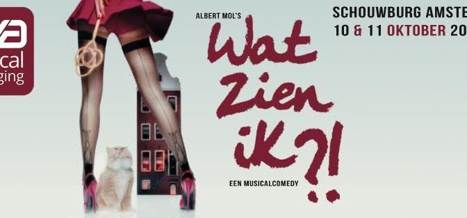 Wat Zien Ik – 10+11 oktober 2015 – Schouwburg Amstelveen