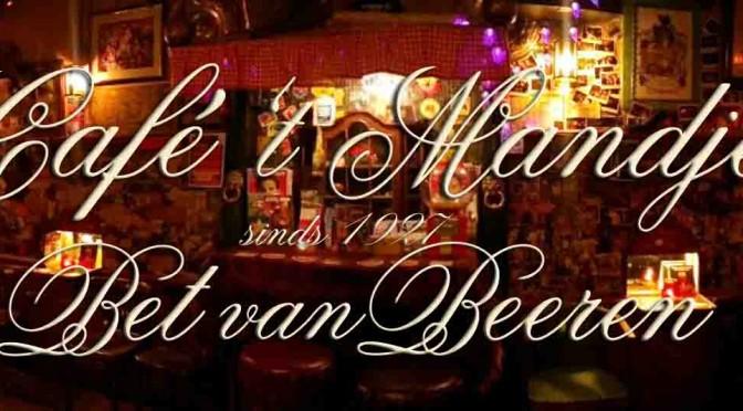Onze nieuwe website: Feestje in Café 't Mandje