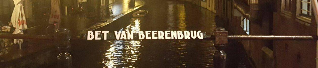 Cafe 't Mandje – Bet van Beeren – Fun & respect since 1927 – We don't know any better